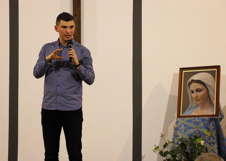 Spotkanie z M. Zielińskim
