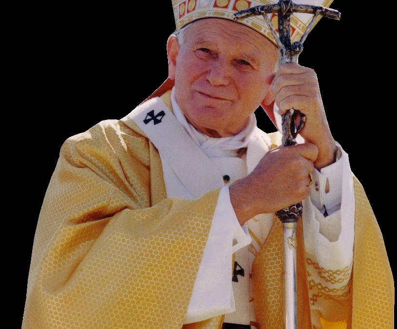 Challenge z okazji 100. urodzin św. Jana Pawła II